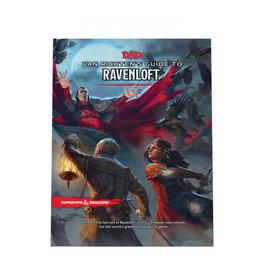 Wizards of the Coast D&D RPG: Van Richten's Guide to Ravenloft