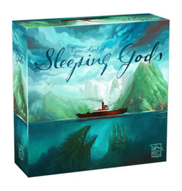 Red Raven (Reprint Expected August-October 2021) Sleeping Gods