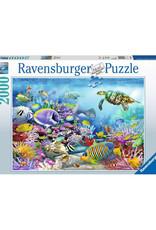 Ravensburger Coral Reef Majesty Puzzle 2000 PCS