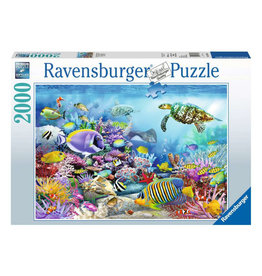 Ravensburger Coral Reef Majesty Puzzle 2000 PCS