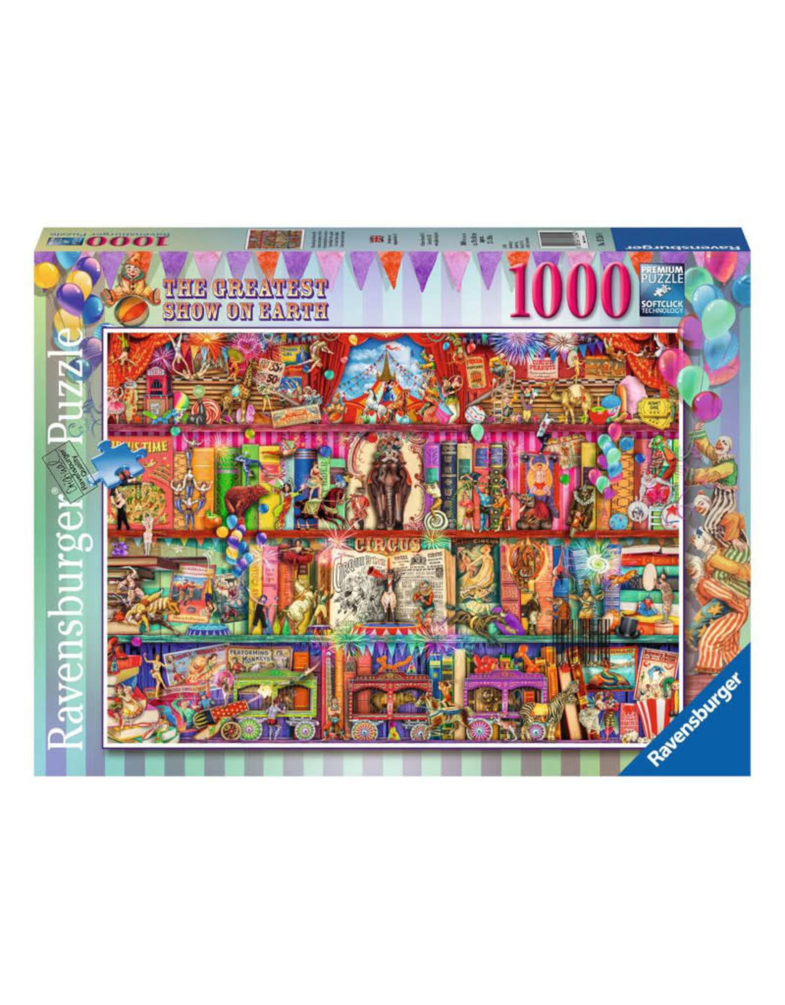 Ravensburger Greatest Show on Earth 1000 PCS