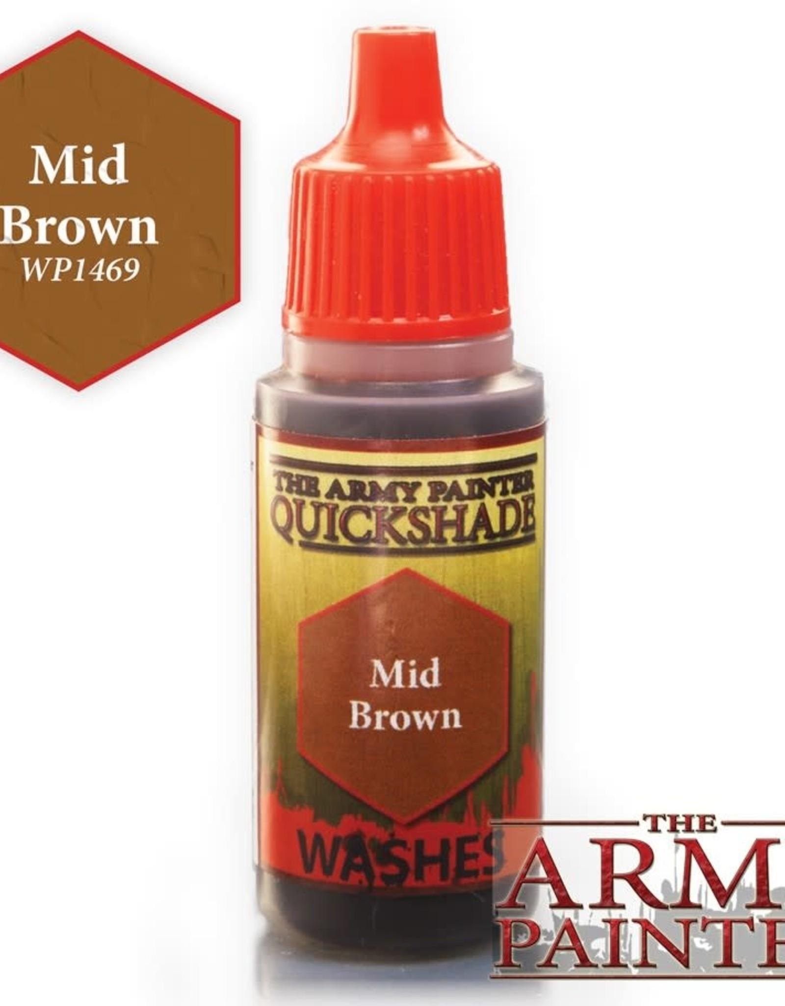 Quickshade: Mid Brown