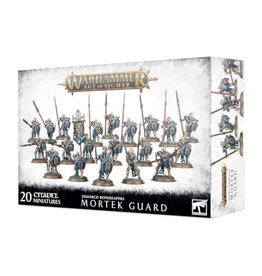 Games Workshop Warhammer Age of Sigmar: Mortek Guard