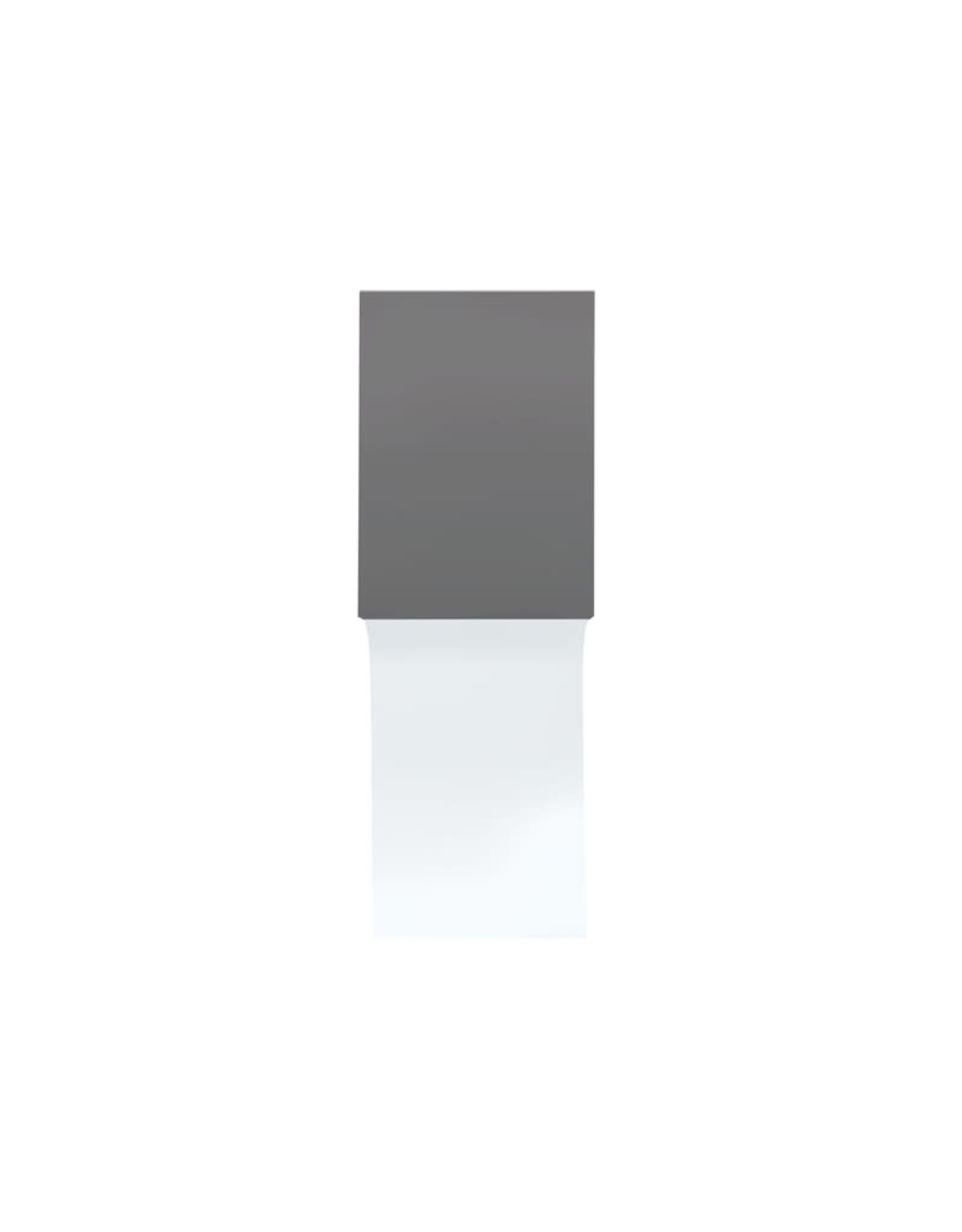 Arcane Tinmen Perfect Fit Sleeves: Dragon Shield Sealable (100) Smoke