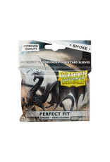 Arcane Tinmen Perfect Fit Sleeves: Dragon Shield Side-Loading (100) Smoke