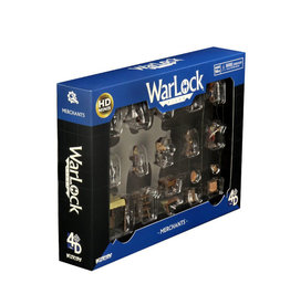 Wizkids WarLock Tiles Merchants
