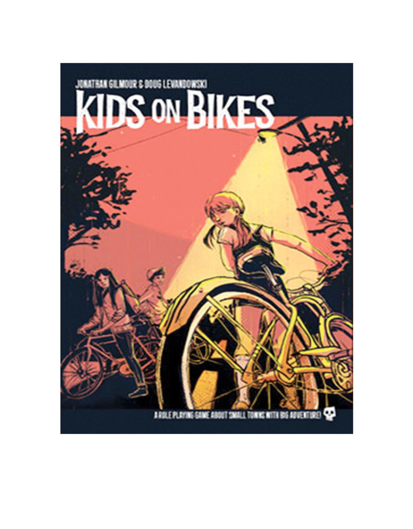 Renegade Games Kids on Bikes RPG