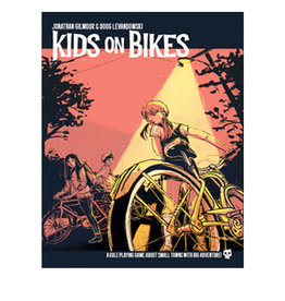 Renegade Games Kids on Bikes RPG