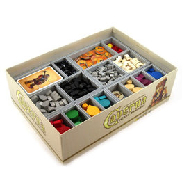 Folded Space Box Insert: Caverna