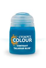 Citadel Contrast Paint: Talassar Blue