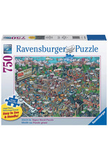 Ravensburger Acts of Kindness Puzzle 750 PCS Large Format