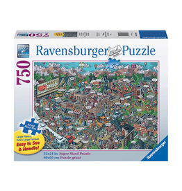 Ravensburger Acts of Kindness Puzzle 750 PCS Large Format