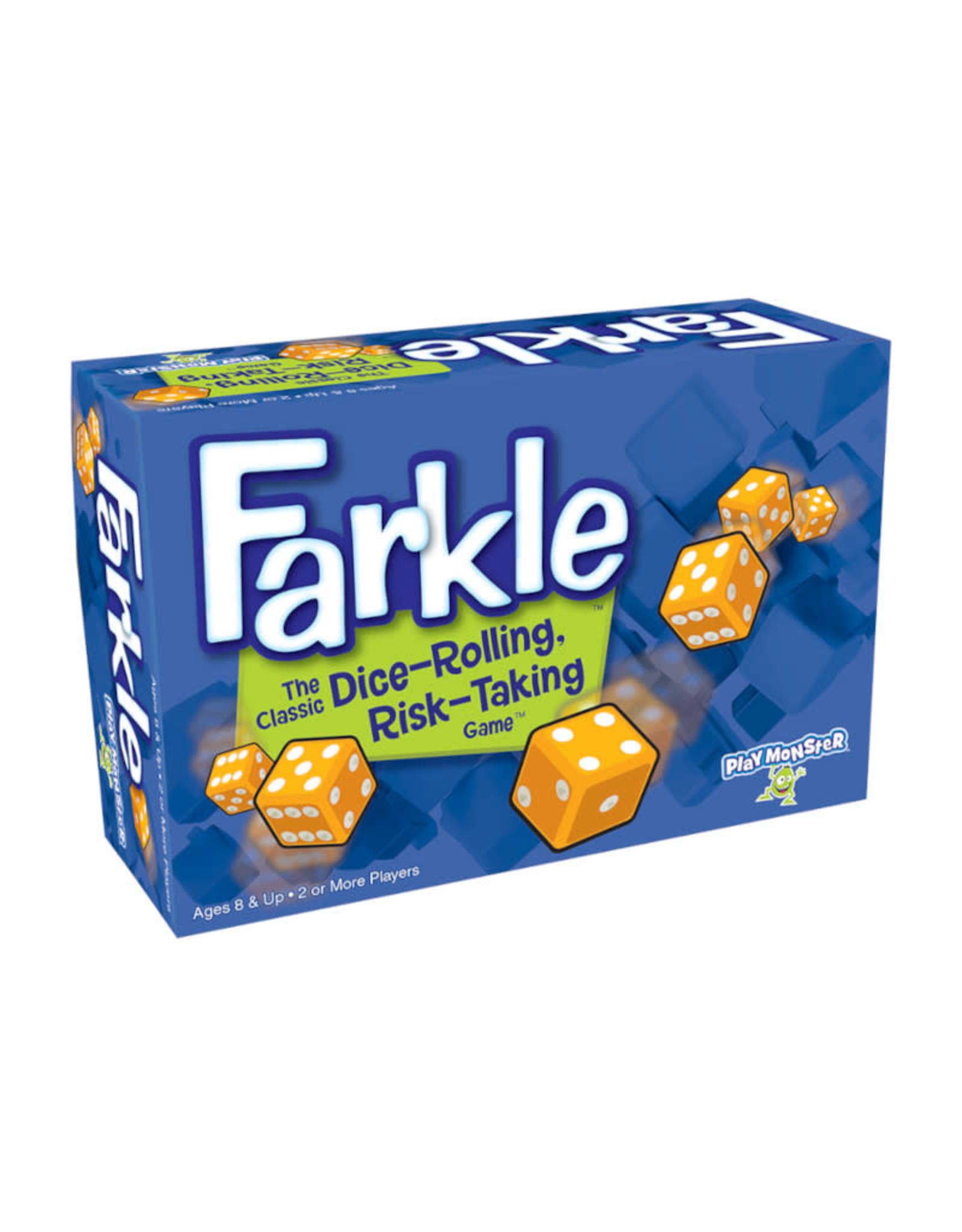 Play Monster Games Farkle