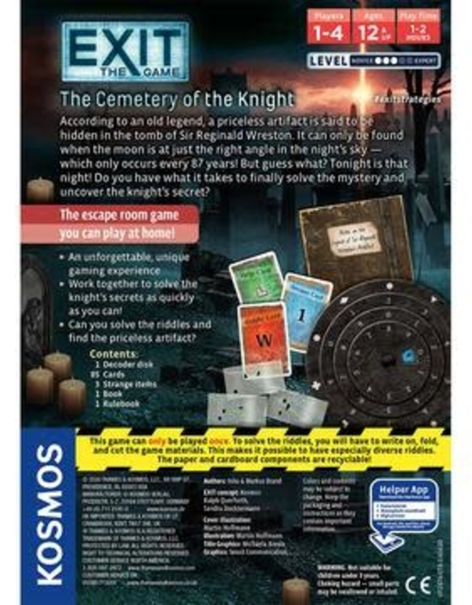 Kosmos Exit: The Cemetery of the Knight