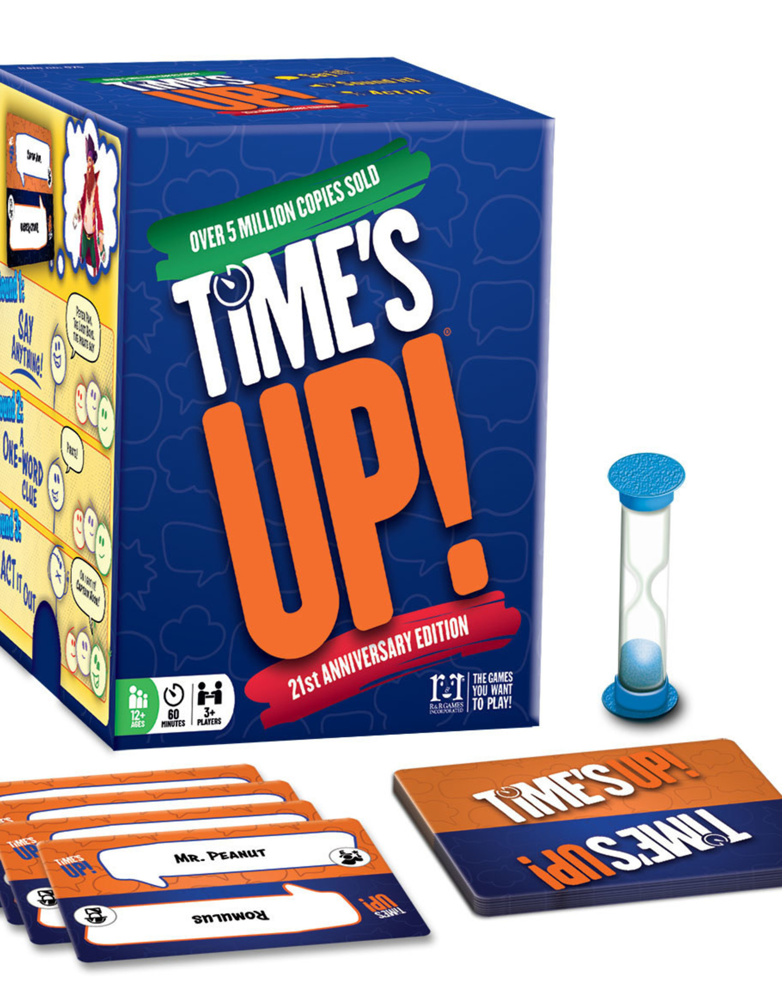 R&R Games Time's Up