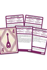Gale Force 9 D&D RPG: Spellbook Cards Bard