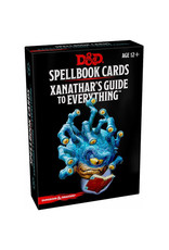 Gale Force 9 D&D RPG: Spellbook Cards Xanathar's Guide