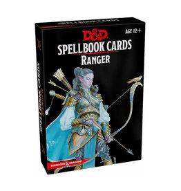 Gale Force 9 D&D RPG: Spellbook Cards Ranger