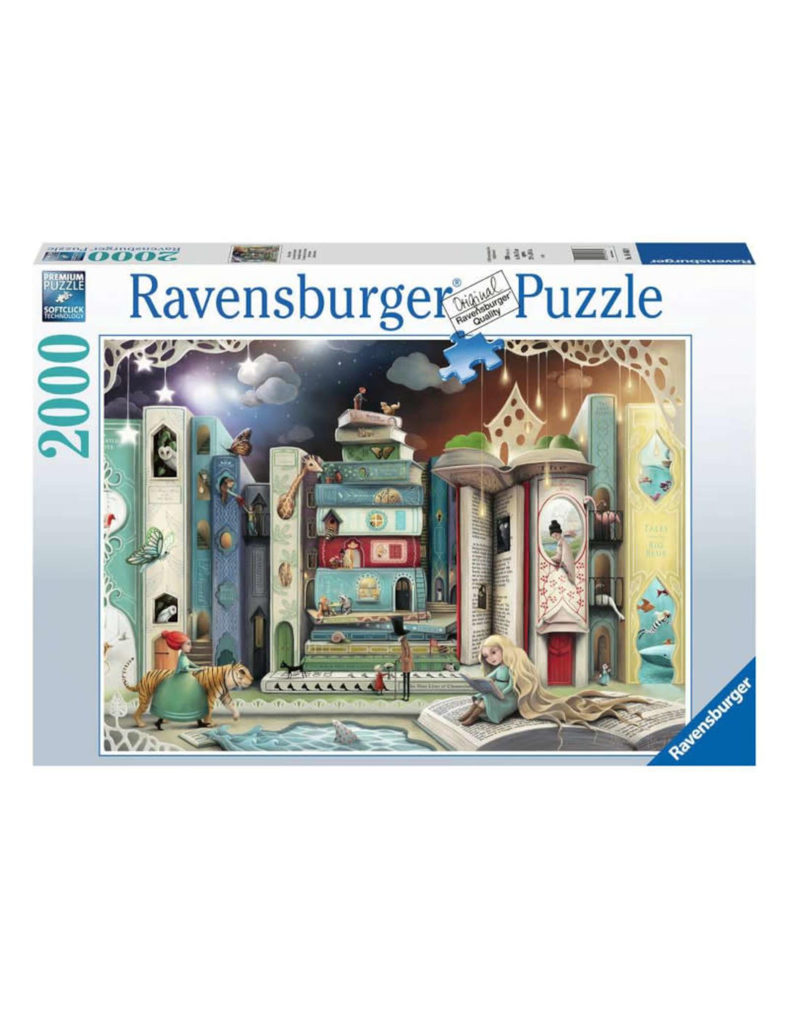 Ravensburger Novel Avenue 2000 PCS