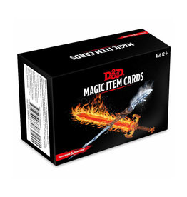 Gale Force 9 D&D RPG: Magic Item Cards
