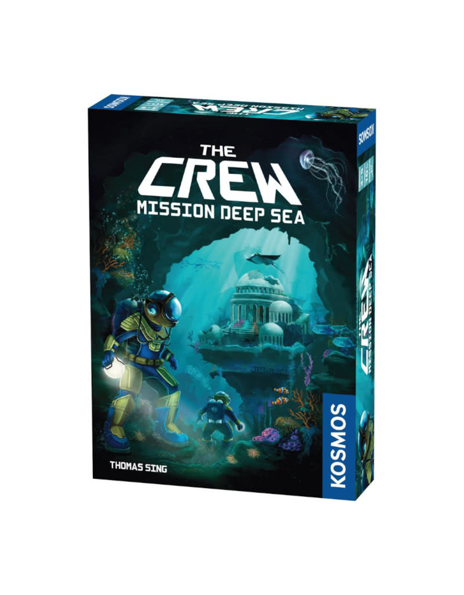 Kosmos The Crew: Mission Deep Sea (Pre-Order)