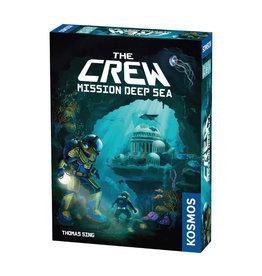 Kosmos (October - December 2021) The Crew: Mission Deep Sea
