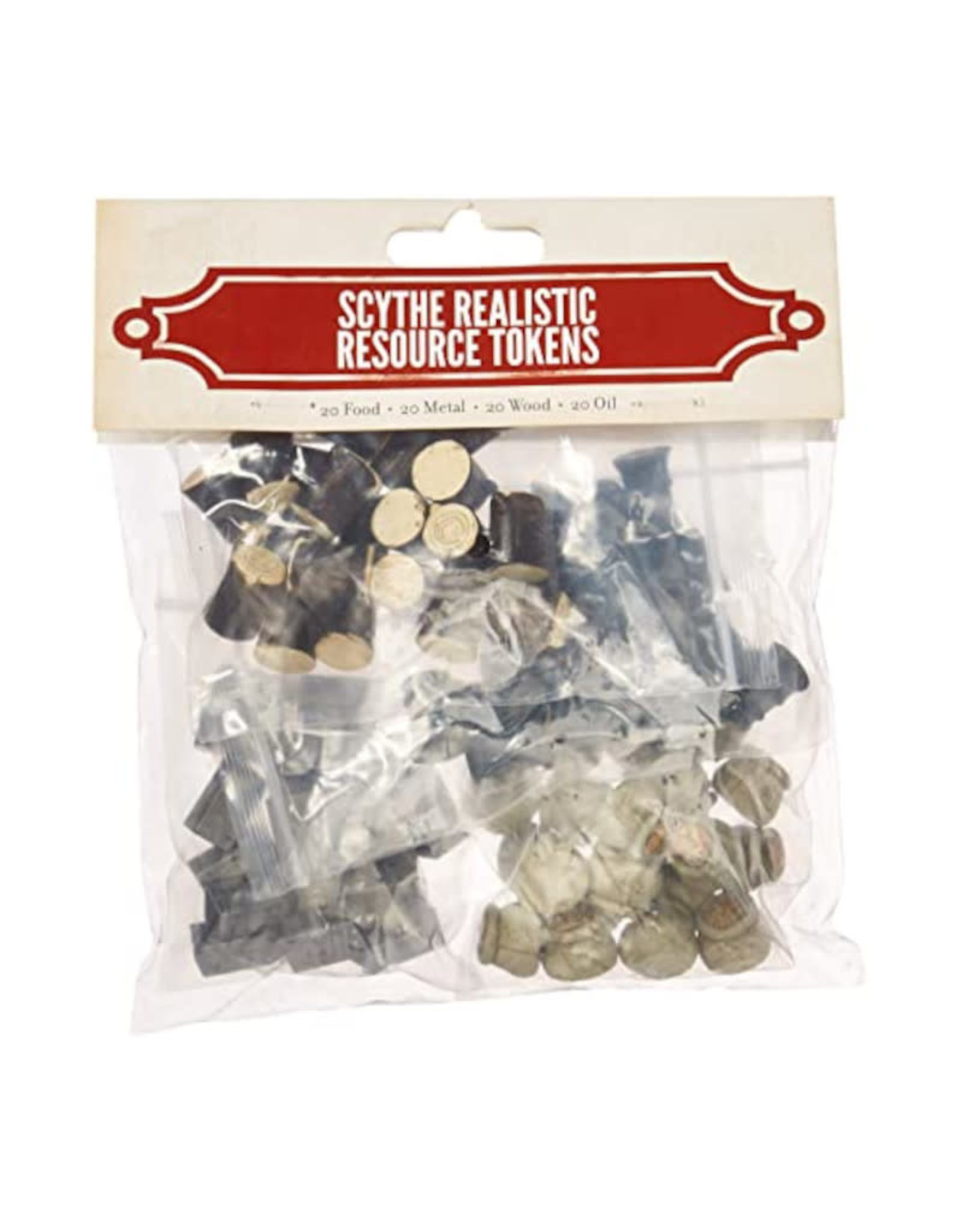 Stonemaier Games Scythe Realistic Resources