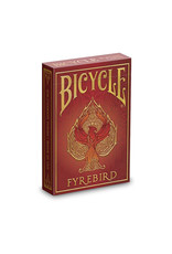 United States Playing Card Co Playing Cards: Bicycle Fyrebird