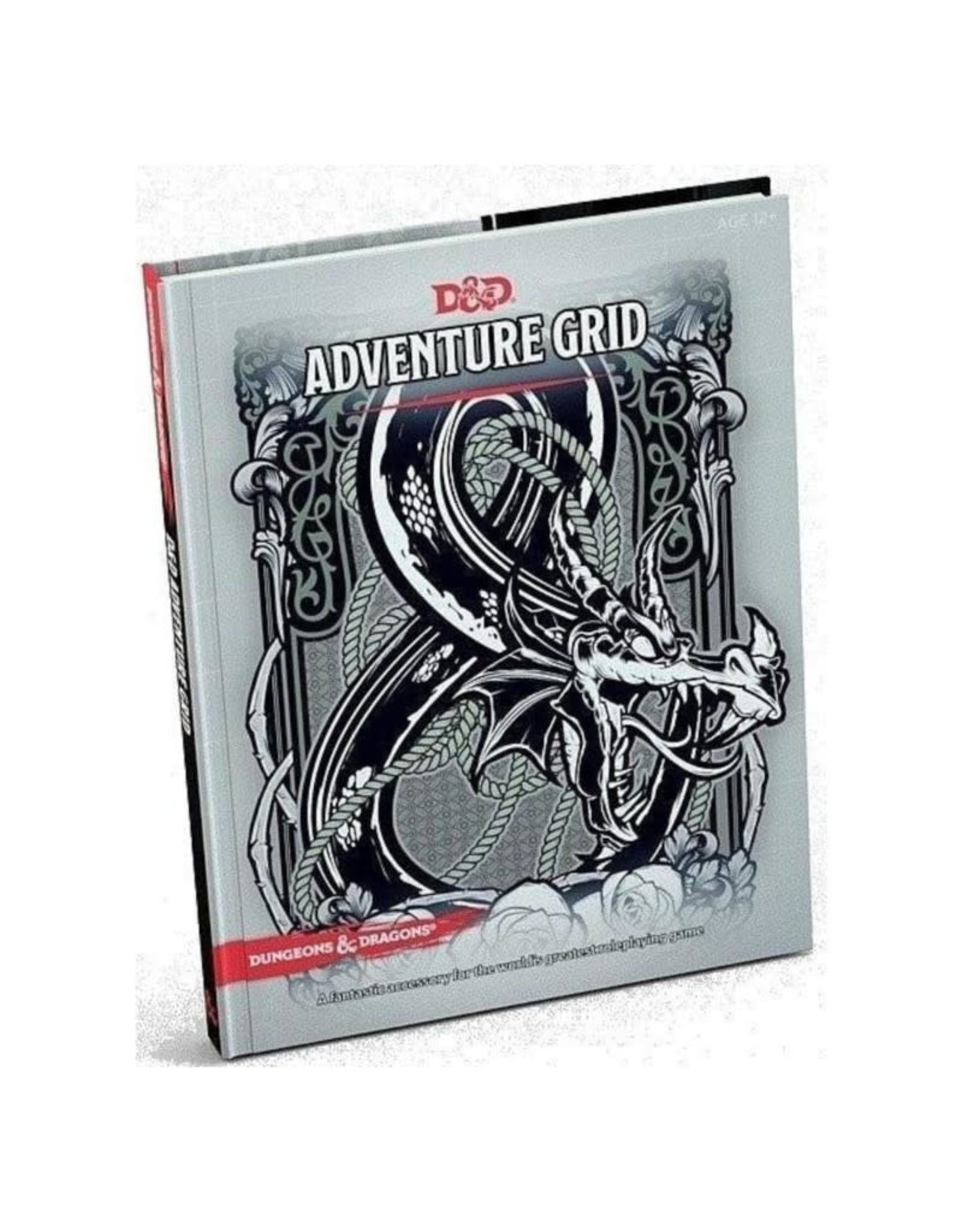 Wizards of the Coast D&D RPG: Adventure Grid