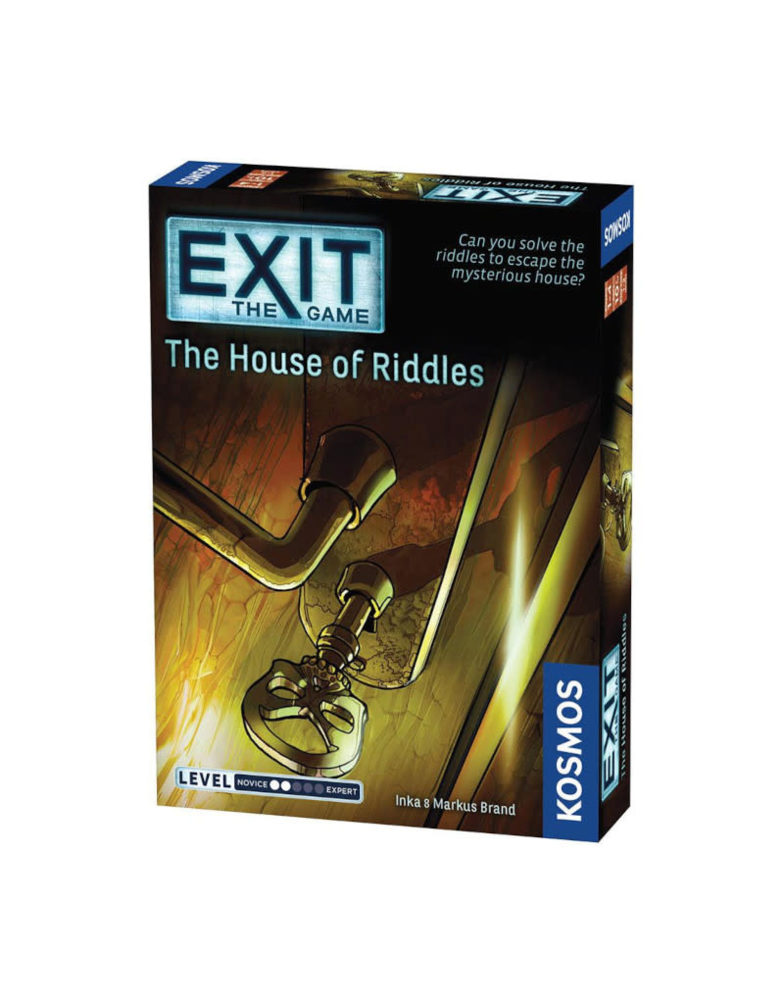 Thames and Kosmos Exit: The House of Riddles