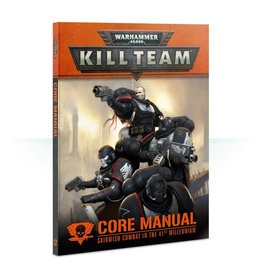 Games Workshop Warhammer 40K Kill Team Core Manual