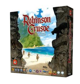 Portal Games Robinson Crusoe: Adventures of the Cursed Island