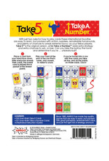 Amigo Games Take 5/Take a Number Bonus Pack/ 6 Nimmt/X Nimmt