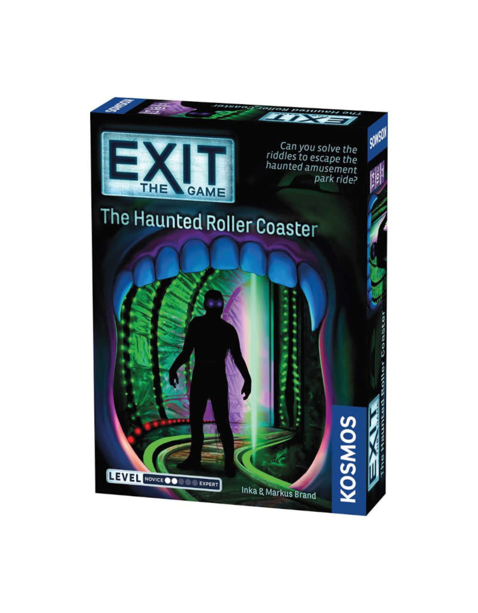 Thames and Kosmos Exit: The Haunted Roller Coaster