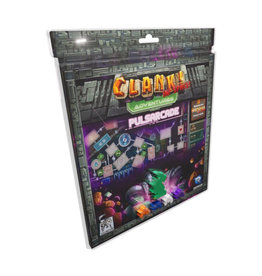 Renegade Games (November 2021 - January 2022) Clank! In! Space! Adventures Pulsarcade