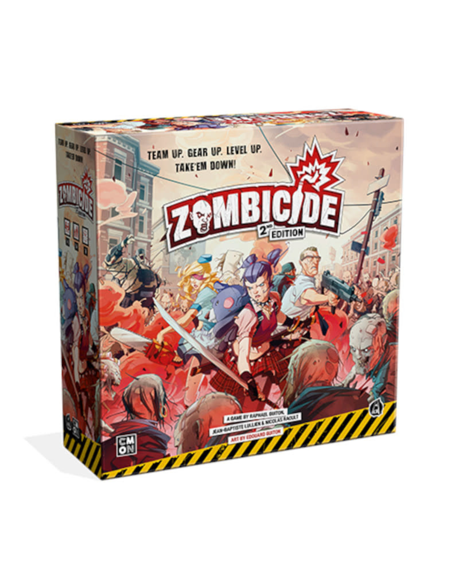 Cool Mini Or Not Zombicide Second Edition (Pre-Order)