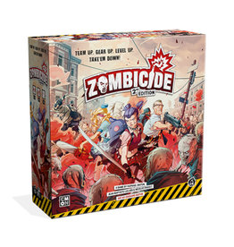 Cool Mini Or Not Zombicide Second Edition