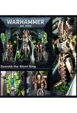 Games Workshop Warhammer 40K Necrons Szarekh The Silent King