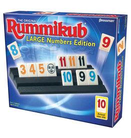 Jax Rummikub Large Numbers Edition