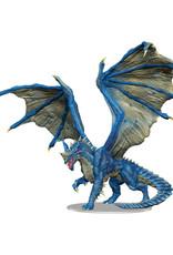Wizkids D&D Painted Figure: Adult Blue Dragon