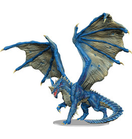 Wizkids D&D Painted Figure: Adult Blue Dragon