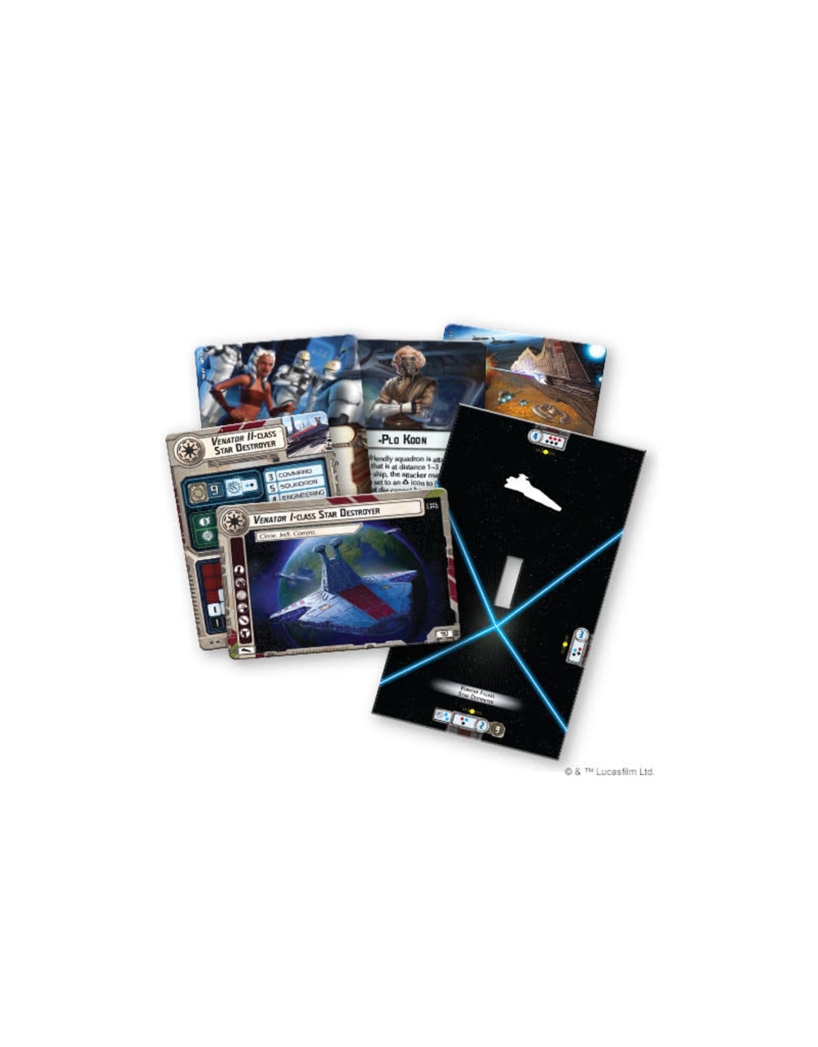 Fantasy Flight Games Star Wars Armada: Venator-class SD (Pre-Order)