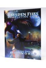 Evil Hat Productions Dresden Files RPG: V2 Our World