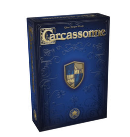 Z-Man Games (October 2021-January 2022) Carcassonne 20th Anniversary Edition