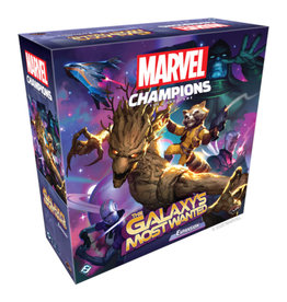 Fantasy Flight Games Marvel Champions LCG Expansion: Galaxy's Most Wanted