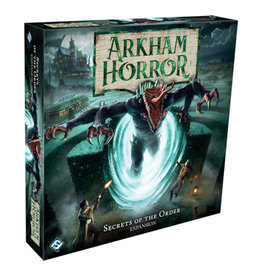 Arkham Horror Board Game Secrets of the Order (Pre-Order)