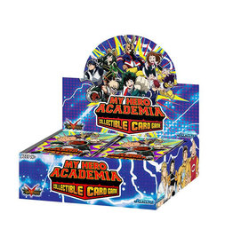My Hero Academia Booster Box (24) (Pre-Order)