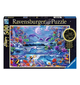 Ravensburger Moonlight Magic Puzzle 500 PCS