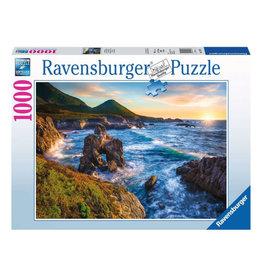 Ravensburger Big Sur Sunset Puzzle 1000 PCS