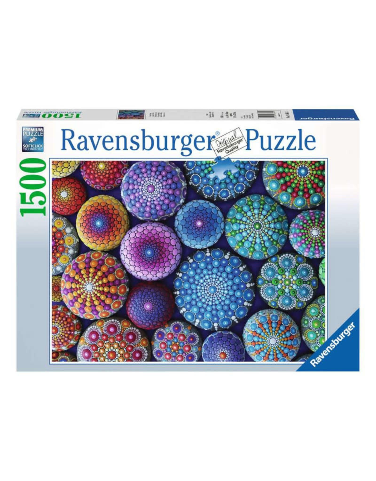 Ravensburger One Dot at a Time Puzzle 1500 PCS